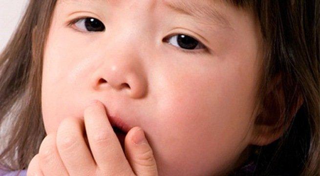 trị ho đờm cho trẻ so sinh hình 2