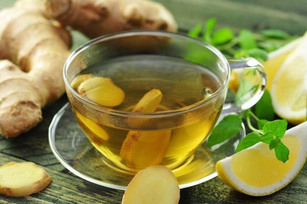 cách trị ho cho trẻ không cần dùng thuốc bằng trà gừng